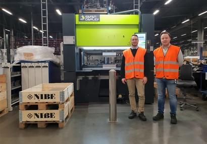 Nibe invests in two press brakes